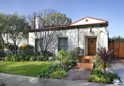 Historical 1920's House Renovation and Landscape Design